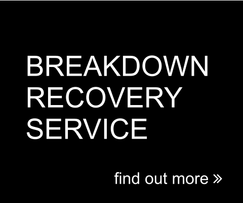 BREAKDOWN RECOVERY SERVICE find out more 